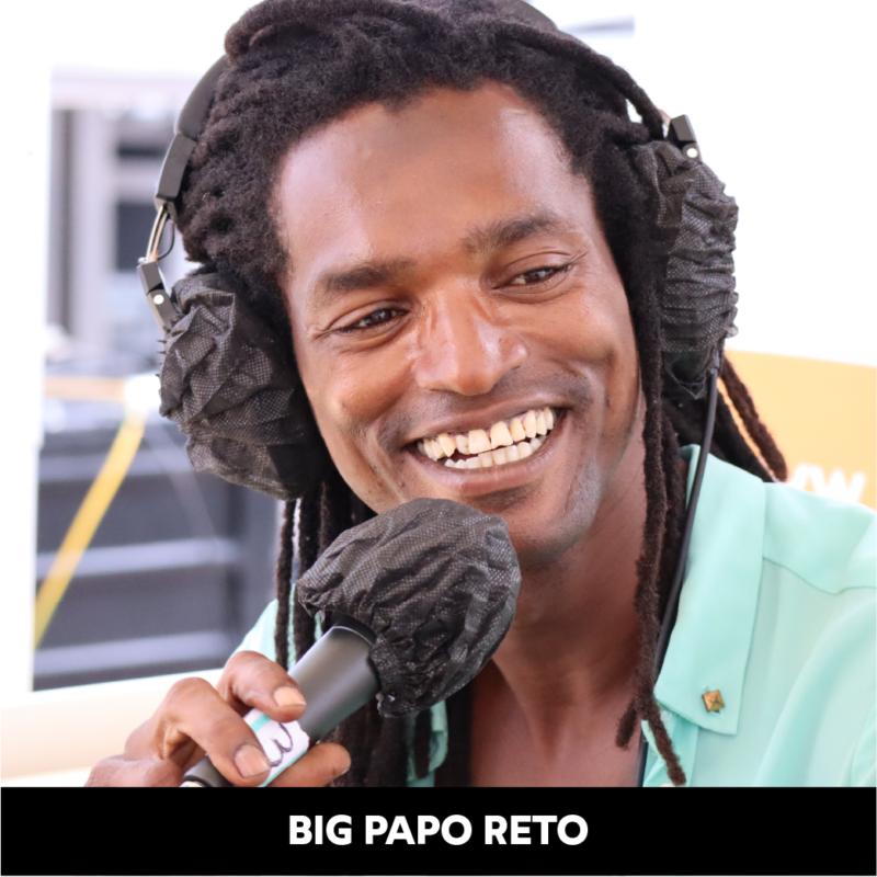 FIMU 2021 |Big Papo Reto